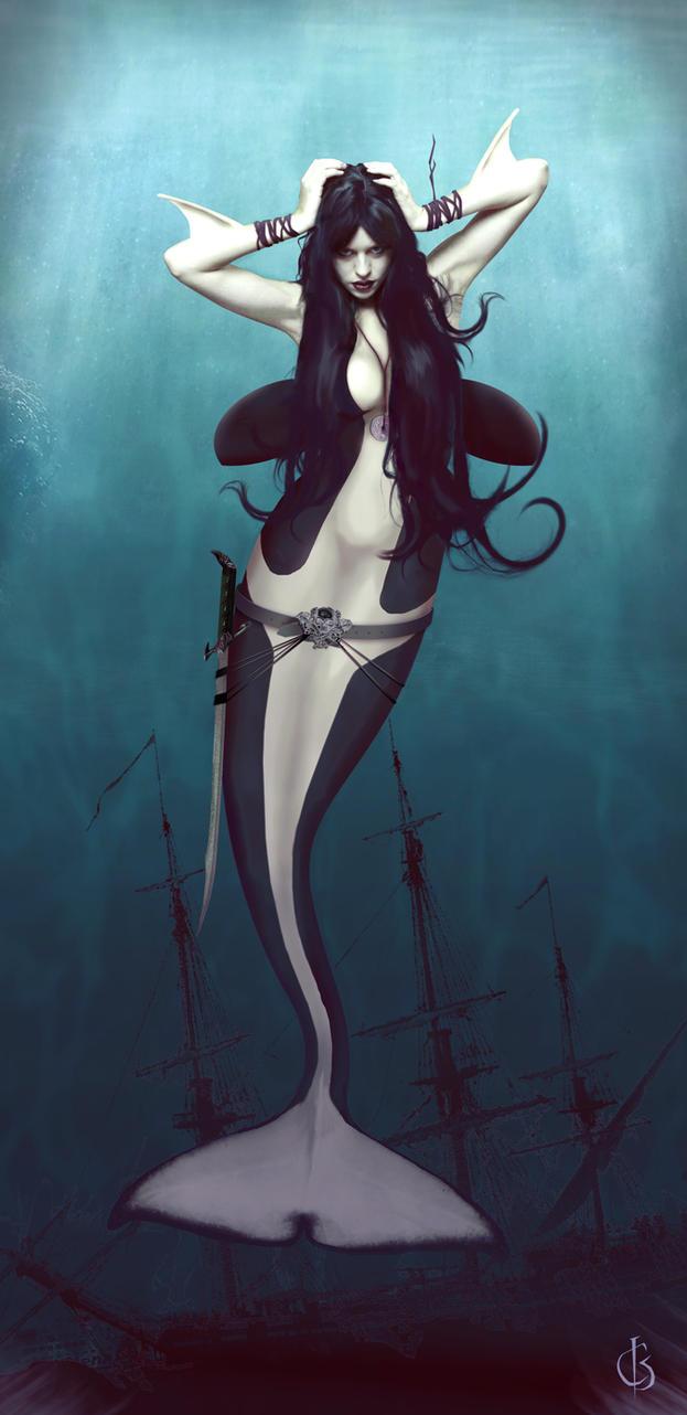 Dark Waters by xiwik