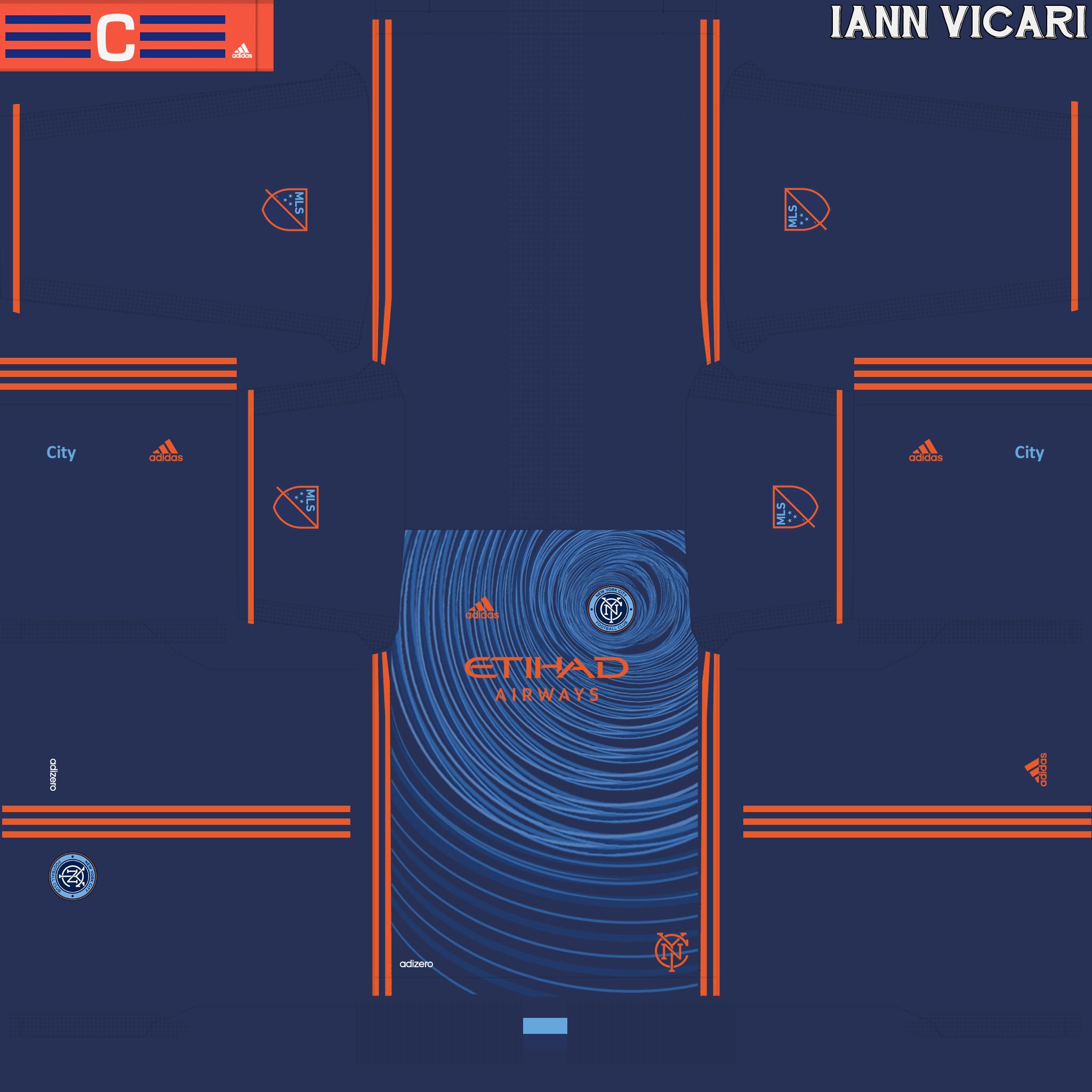 [KITS] Pes 2017 PS4 Kits By Vicari's