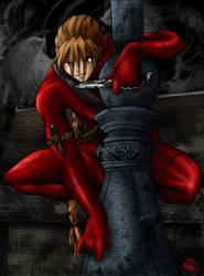 Dark Assassins : Duo Maxwell by KashieChan