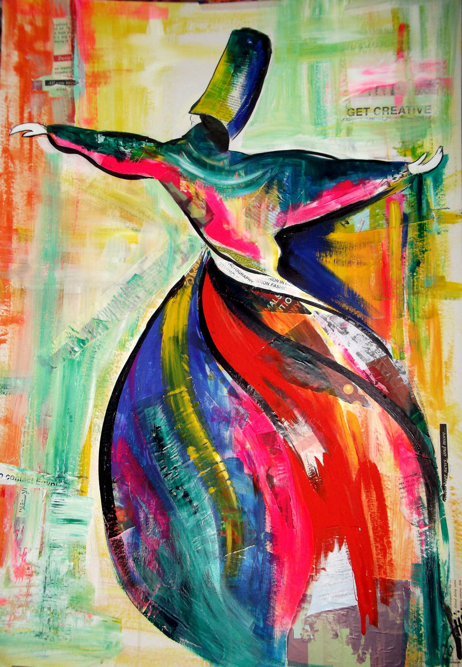 Turkish sufi 1 by rashaamin7 on deviantart for Artworks for sale online