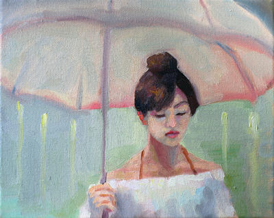 Rain by Soirsce