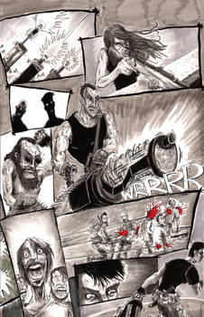 Zombie Years Issue 7 Page 5