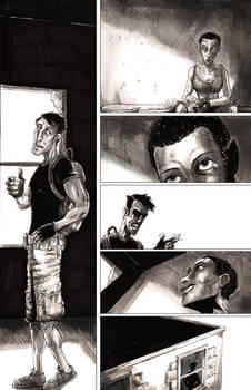 Zombie Years Issue 7 Page 6