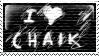 I :heart: Chalk by MTCyo