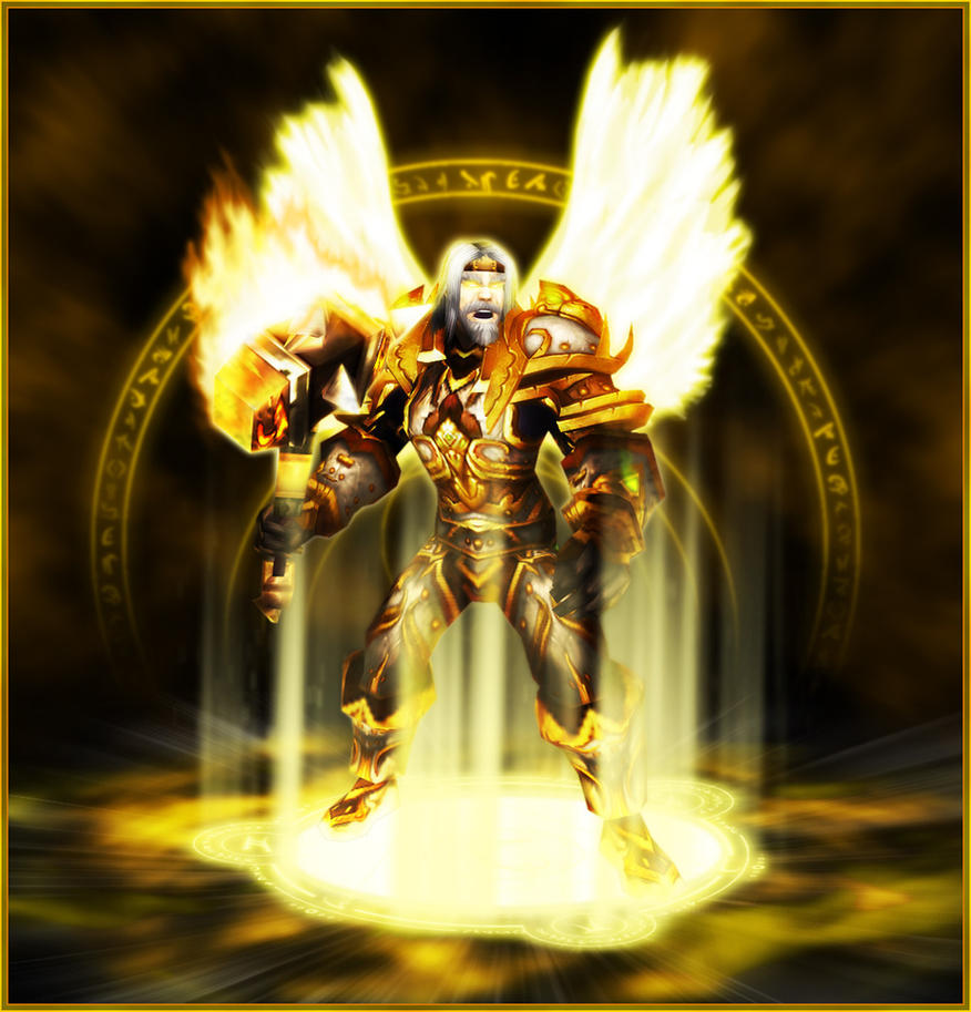 Lightbringer: Avenging Wrath by Cru-the-Dwarf