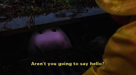 Stephen King's Barney