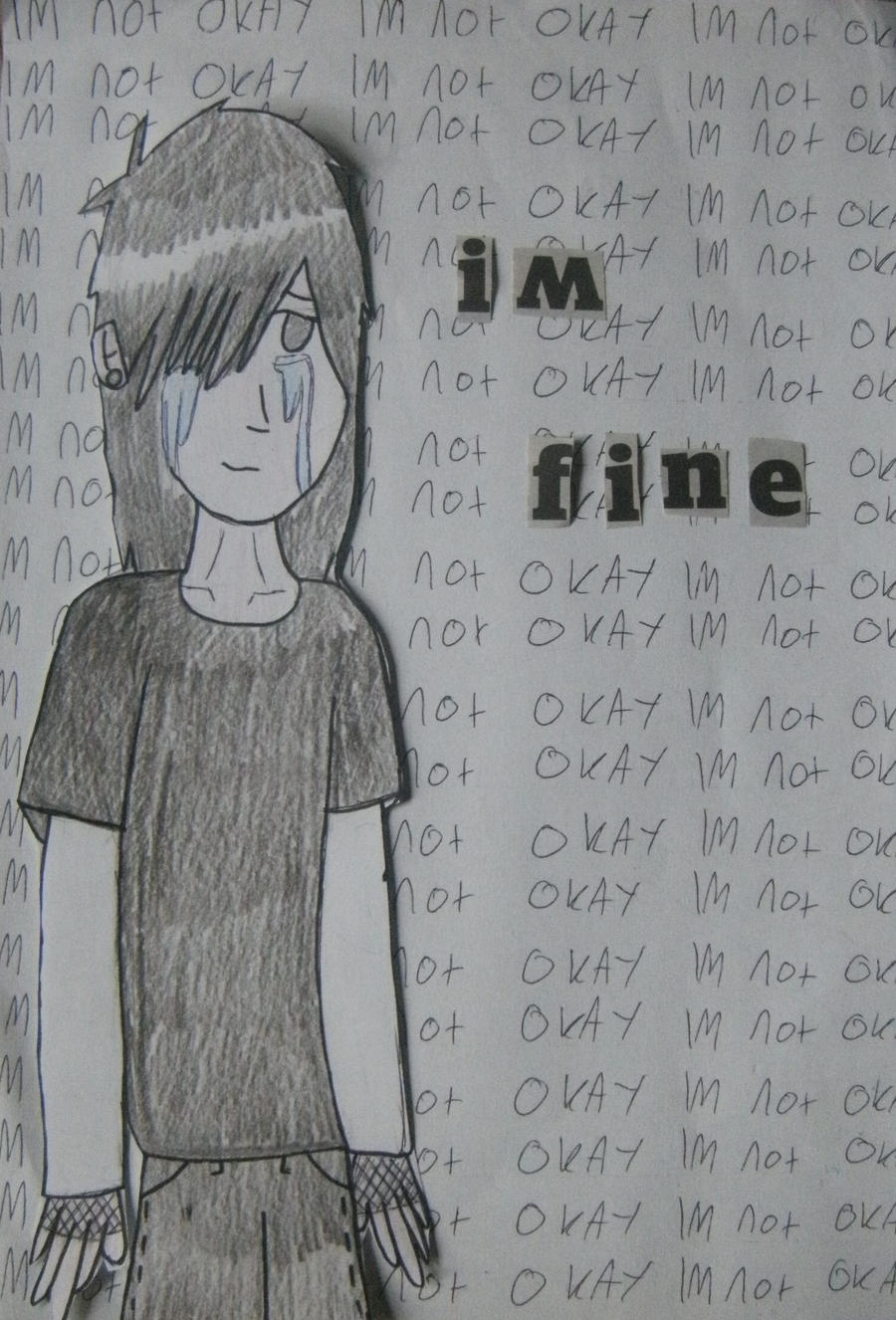 im fine? by bamf11