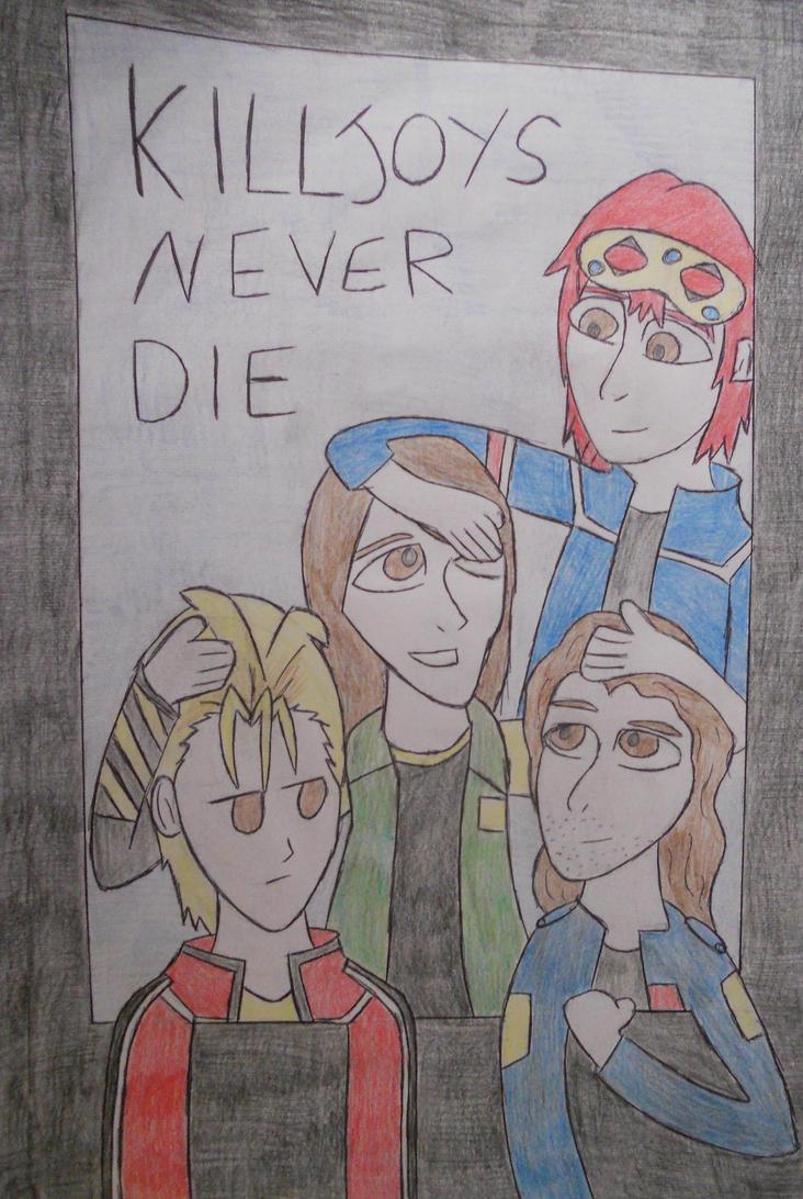 Killjoys never die by bamf11