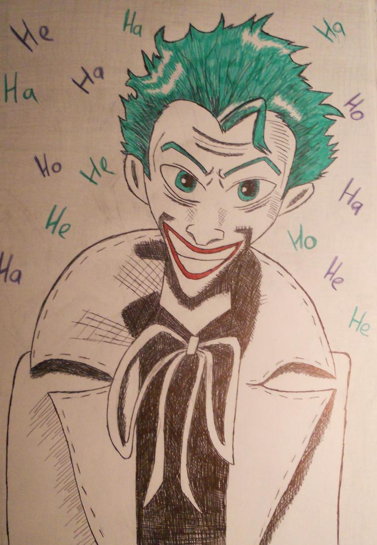 HA HA HA HE HO AH HA HA HA by bamf11
