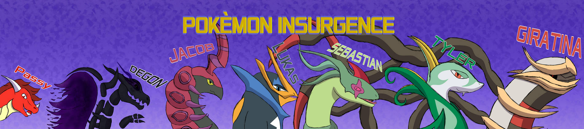 Pokemon insurgence team