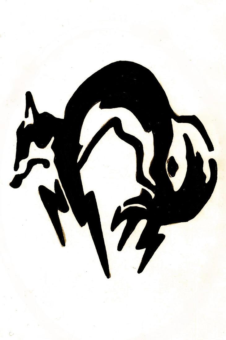 fox hound by k flash on deviantart. Black Bedroom Furniture Sets. Home Design Ideas