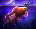 Colossal Goldfish