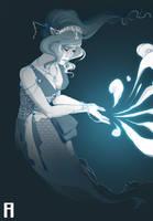 Some magic by merry-zazoue