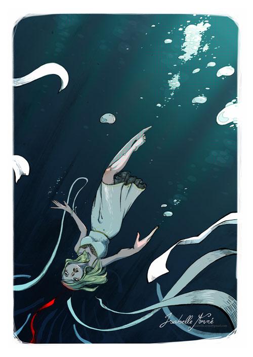 Drowning by merry-zazoue