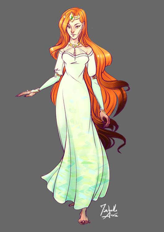 Princess by merry-zazoue