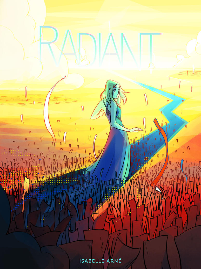 RADIANT Cover by merry-zazoue