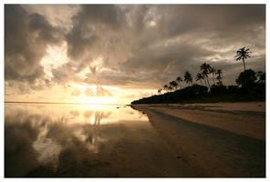 Fiji Sunset by KrisG