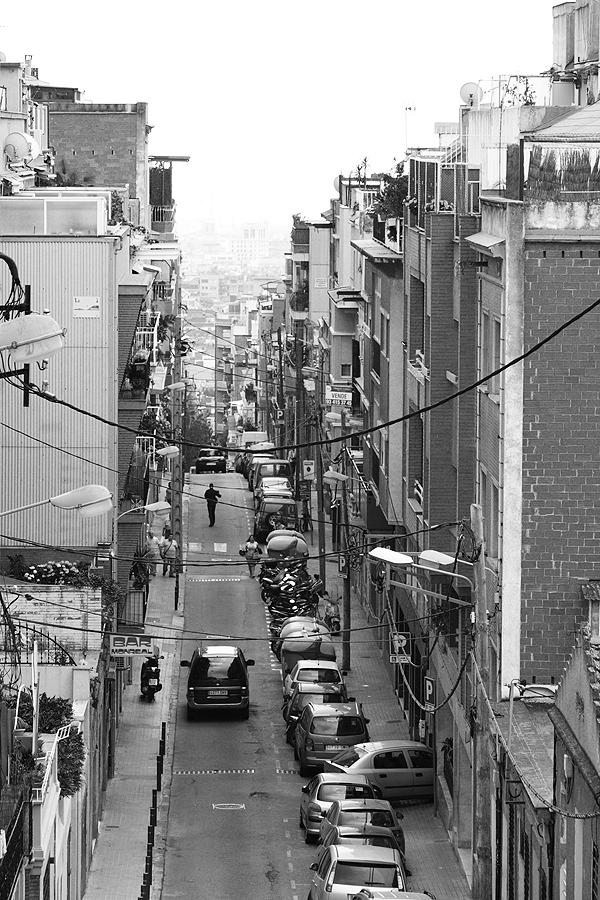 Barcelona Street by KrisG