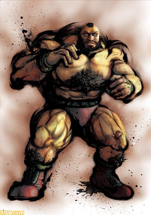 street fighter 4 zangief by batguyz