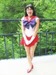 A Very Cute Sailor Mars