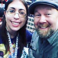 Me and Chris Anime NYC 2017