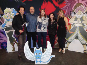 Anime NYC 2018: Fairy Tail