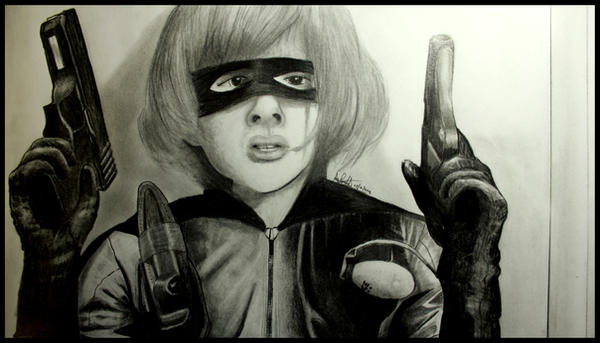 Hit Girl by Ace2560