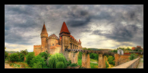 A Fairytale Castle by AlexIP
