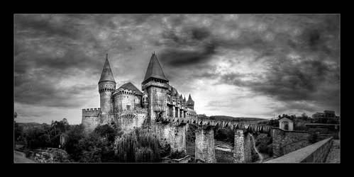 A BW Fairytale Castle