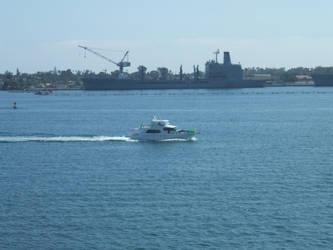Boating by SuperMarioSuperStar