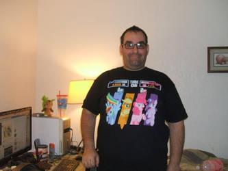 MLP Shirt by SuperMarioSuperStar
