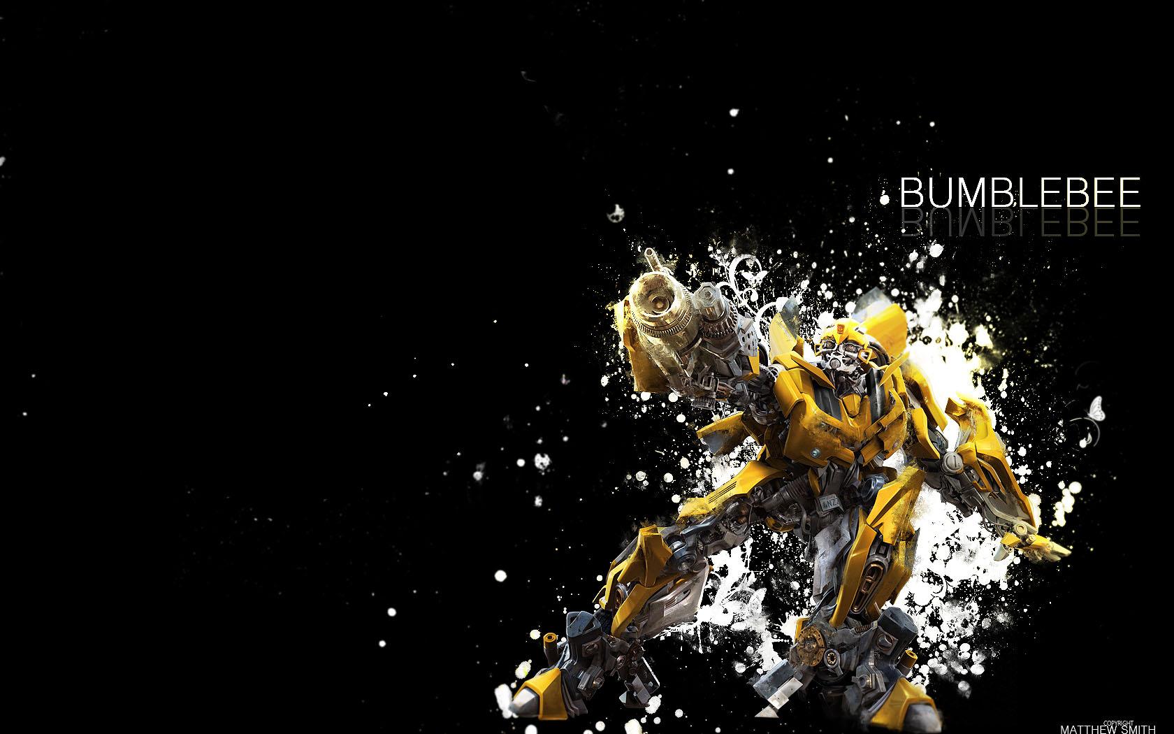 Bumblebee Wallpaper 2 1680x050 By Unique2892 On Deviantart