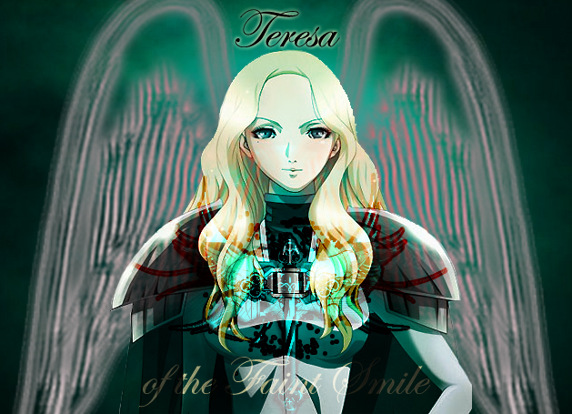 Claymore Teresa by Nailyon