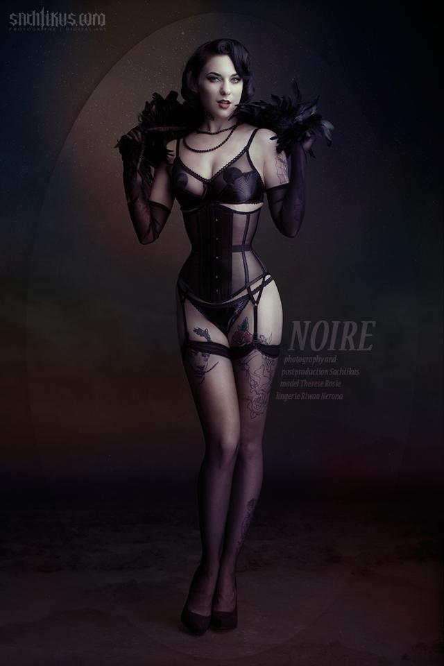 Noire II. by sachtikus
