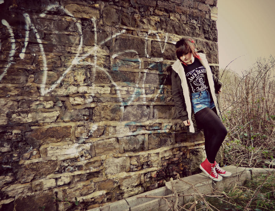 Urban Apocalypse by KayleighBPhotography