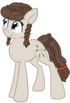 Connie Bloom the Conhorse of EBC by EuroBronyCon