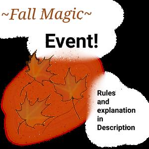 Fall magic event!