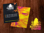 Nonhle Themba Business cards