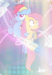 Dashie and her Fluttershy