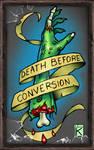 Death Before Conversion