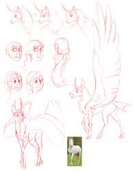 Pegasus OC Visual Development
