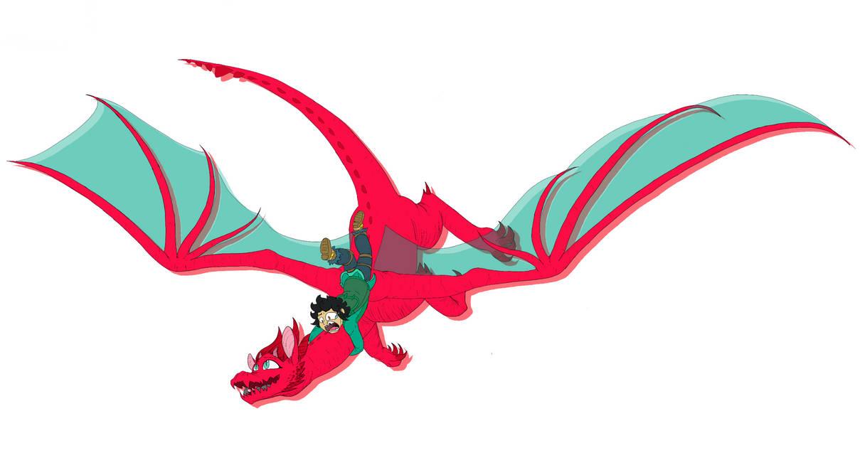 Dragon Queen by bholden32