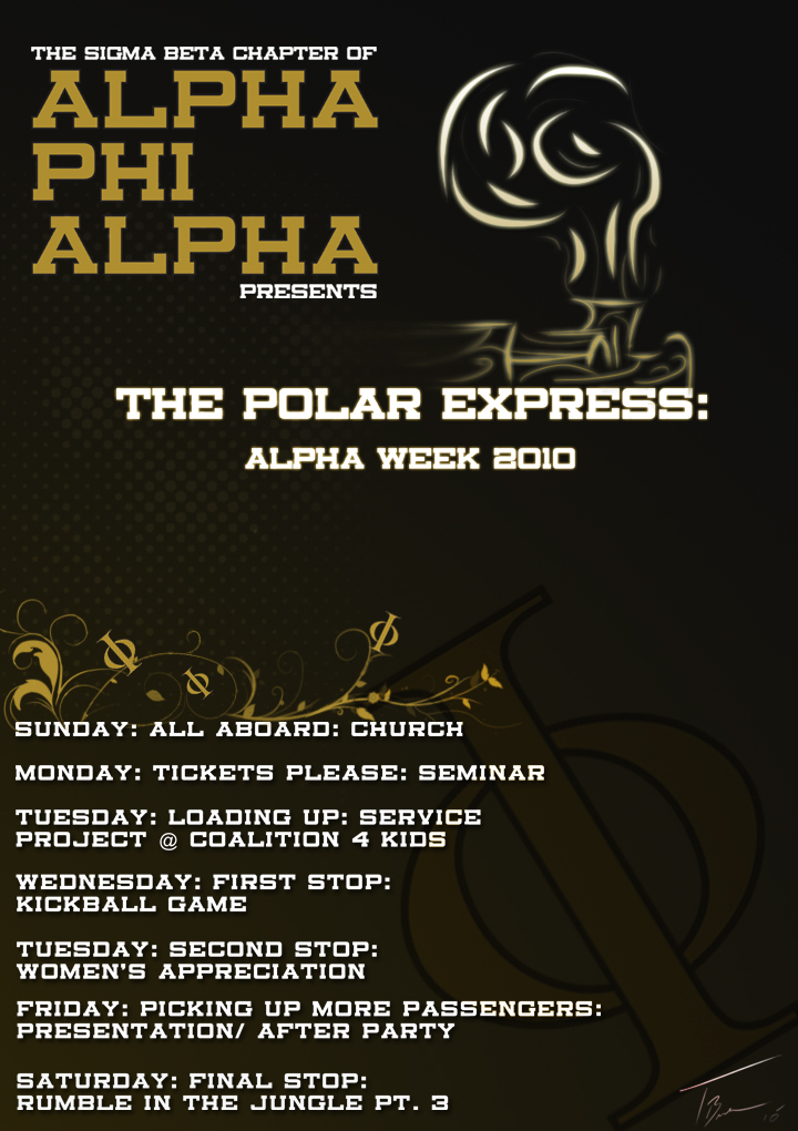 alpha phi alpha. Alpha Phi Alpha by ~Bradley226