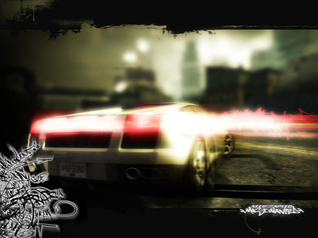 Need For Speed Most Wanted HD Wallpaper > NFS Most Wanted HD Wallpaper 1600