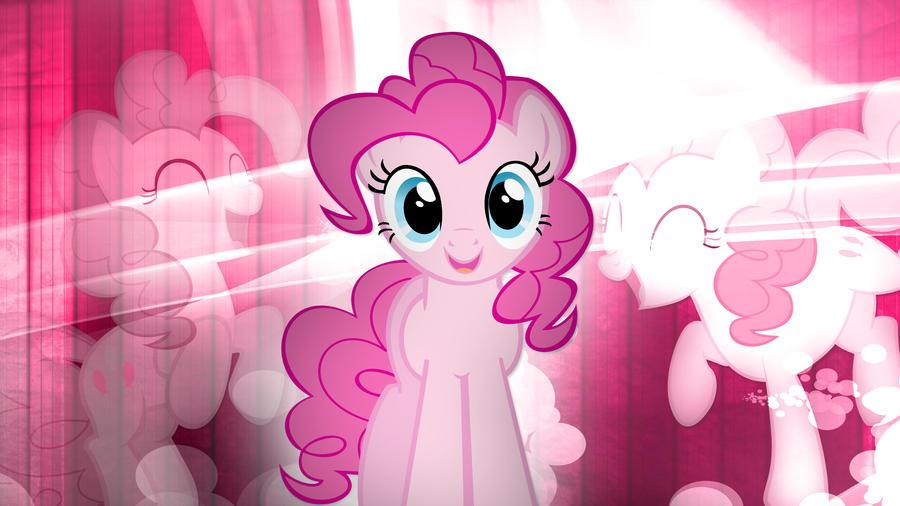Pinkie Pie Wallpaper by TygerxL