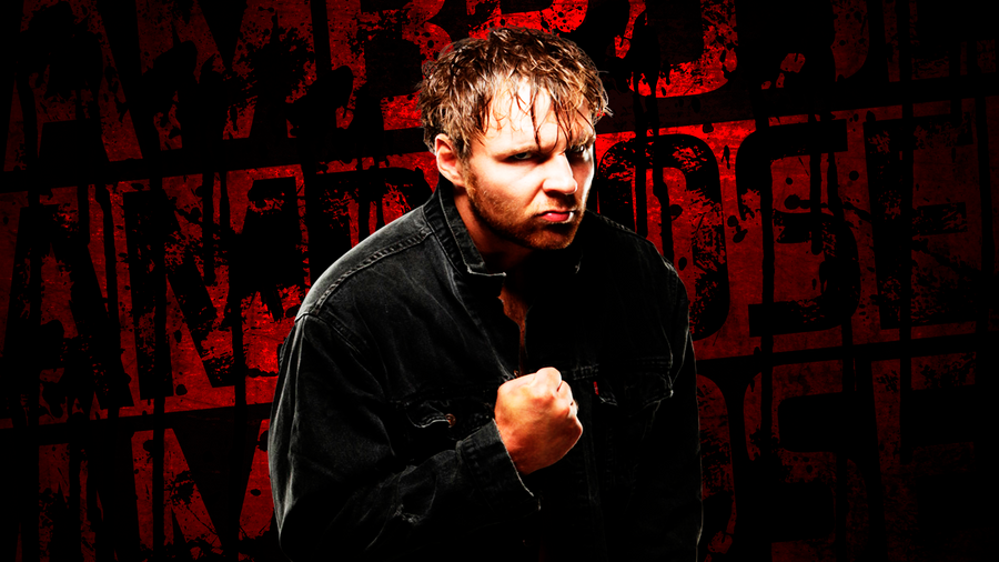 Dean Ambrose Wallpaper by TygerxL