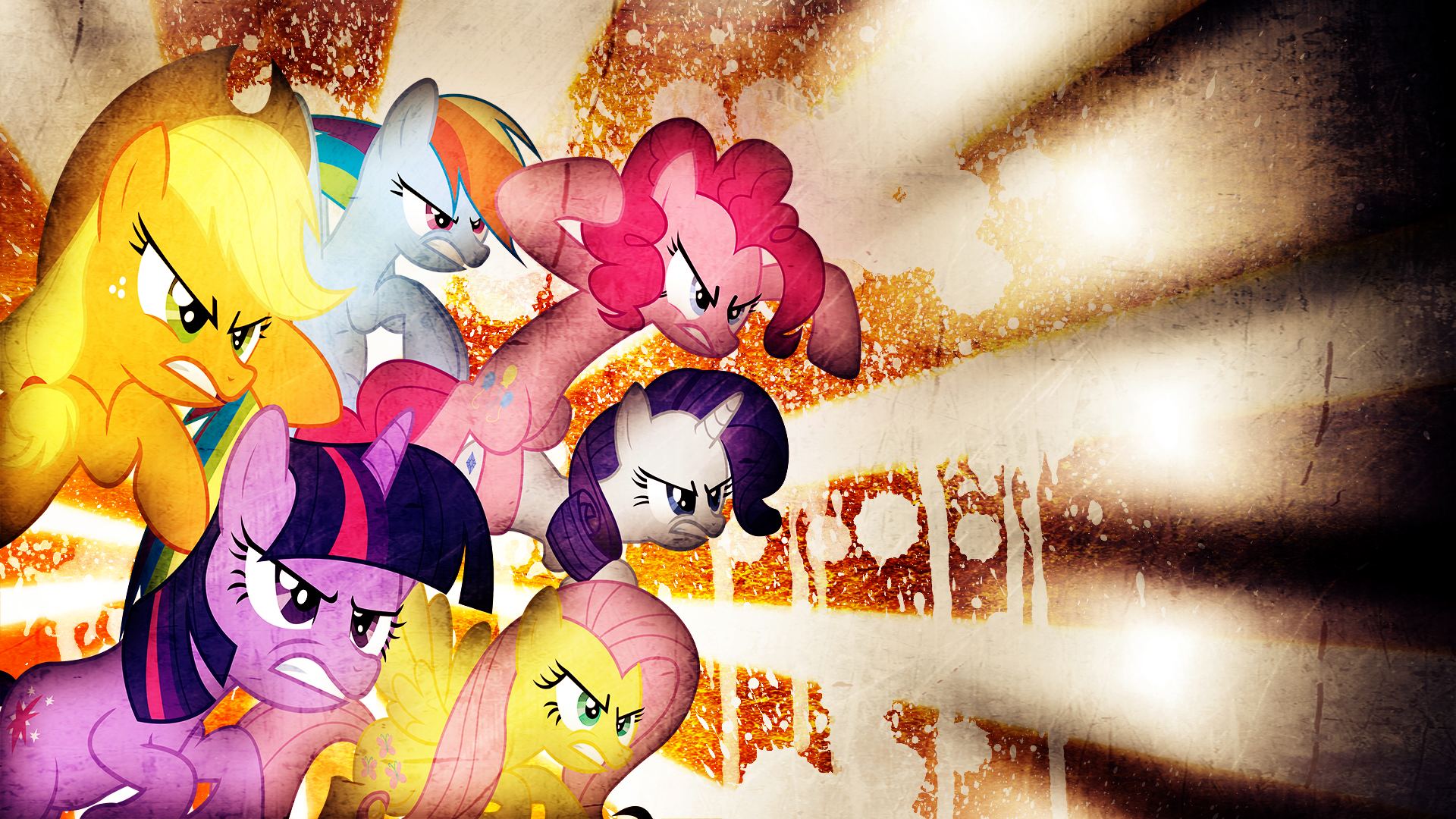 android mane 6 wallpaper - photo #24