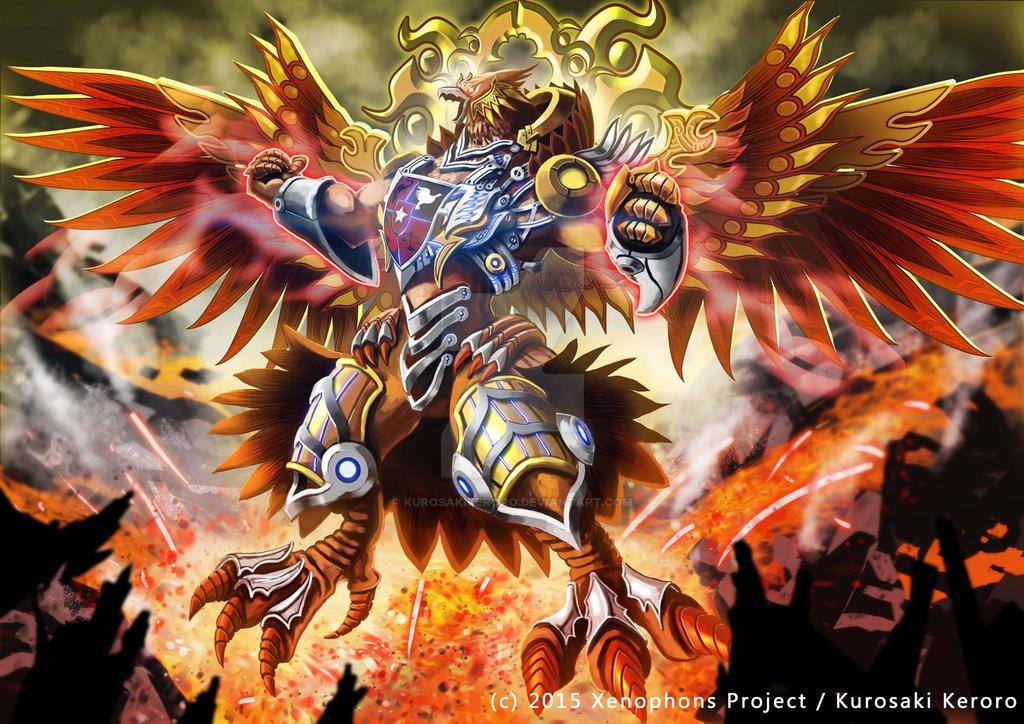 Garuda By KurosakiKeroro On DeviantArt