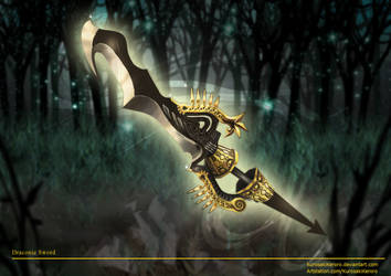 Draconis Sword by KurosakiKeroro
