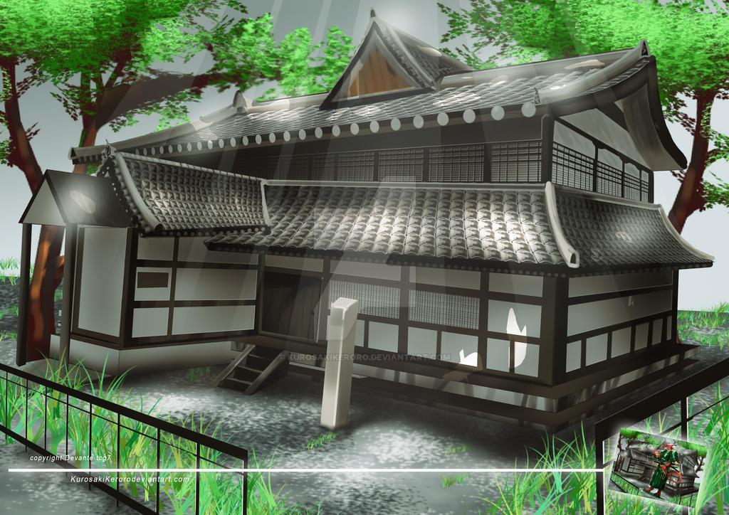Dojo Samurai by KurosakiKeroro
